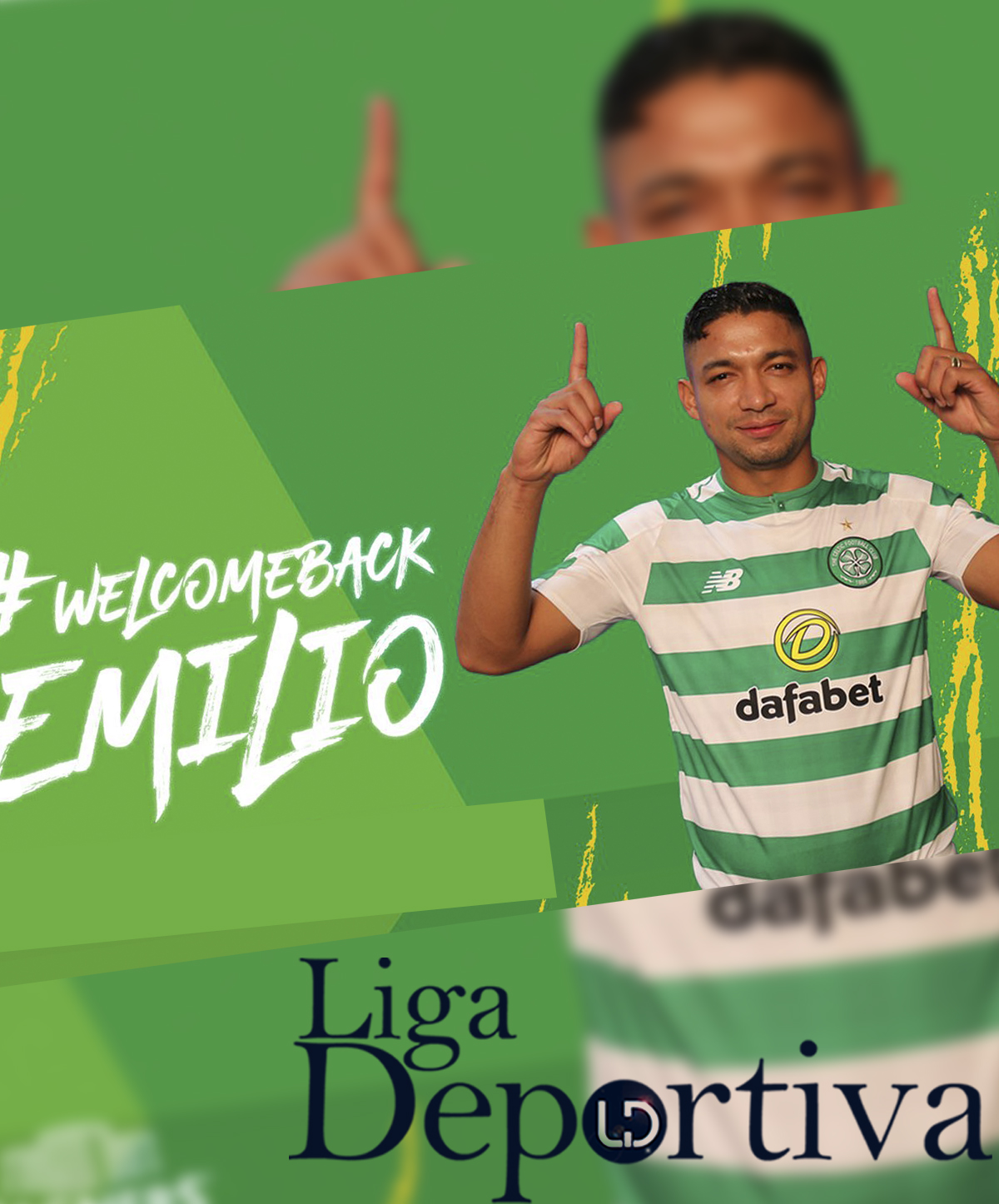 ¡Emilio Izaguirre regresa al Celtic!