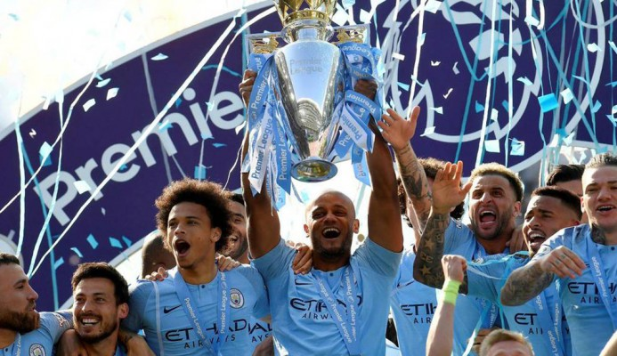 Manchester City: ¡Campeón de la Premier League!
