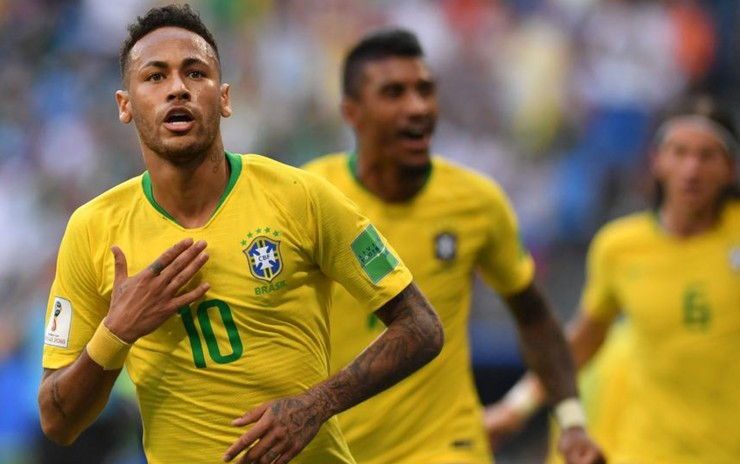 Real Madrid no quiere a Neymar