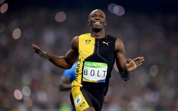 Central Coast Mariners ficha a Usain Bolt